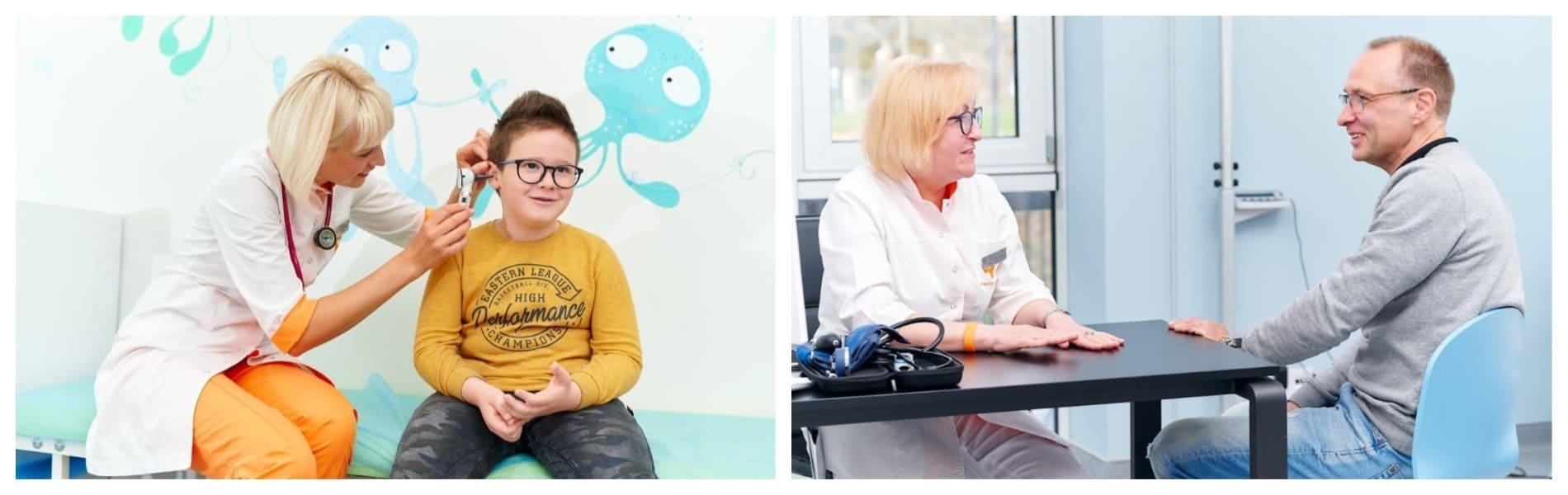 Персональний Лікар: годовая программа сопровождения здоровья | Центр Здоровья R+ Киев