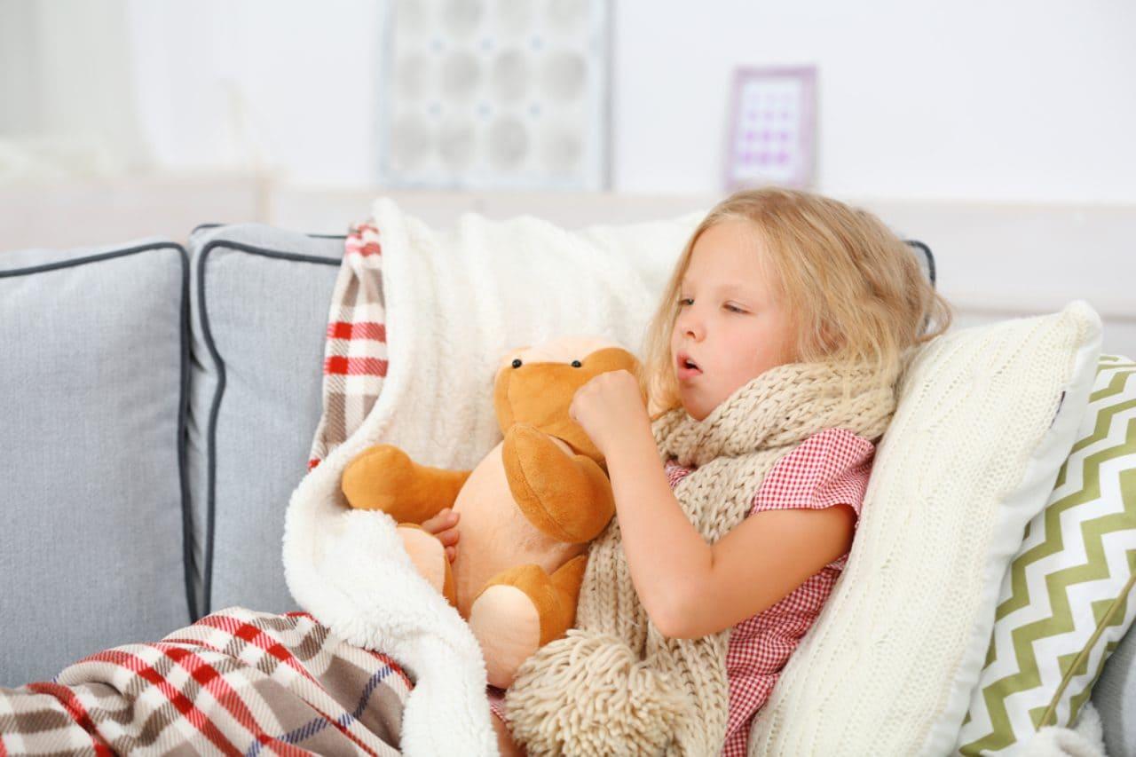 Кашель у ребенка: чем помочь? Фото - 1