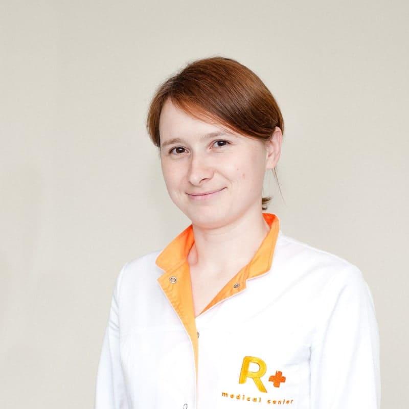 Соломенко Ольга Николаевна